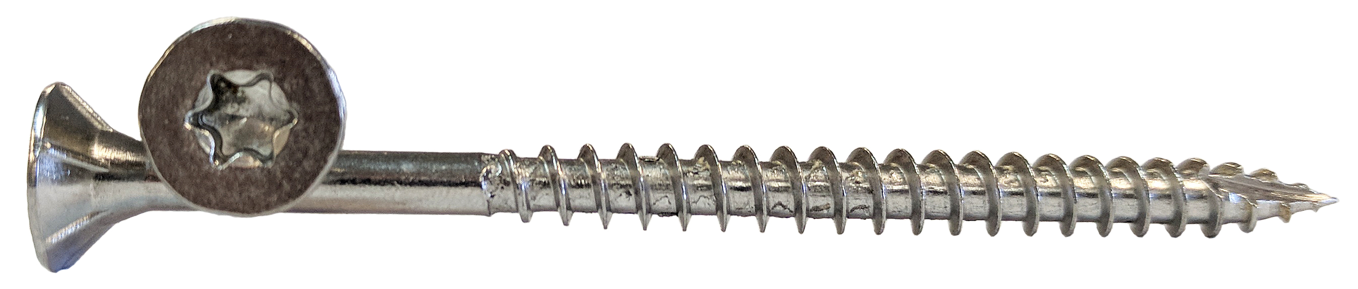 Star Drive Stainless Deck Screw